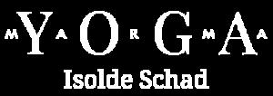 Yoga Isolde Schad in Schwäbisch Gmünd Logo