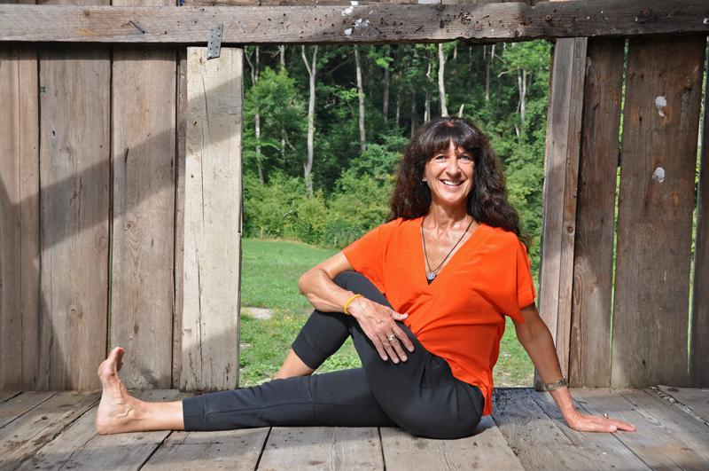 yoga in schwäbisch gmünd mit isolde schad