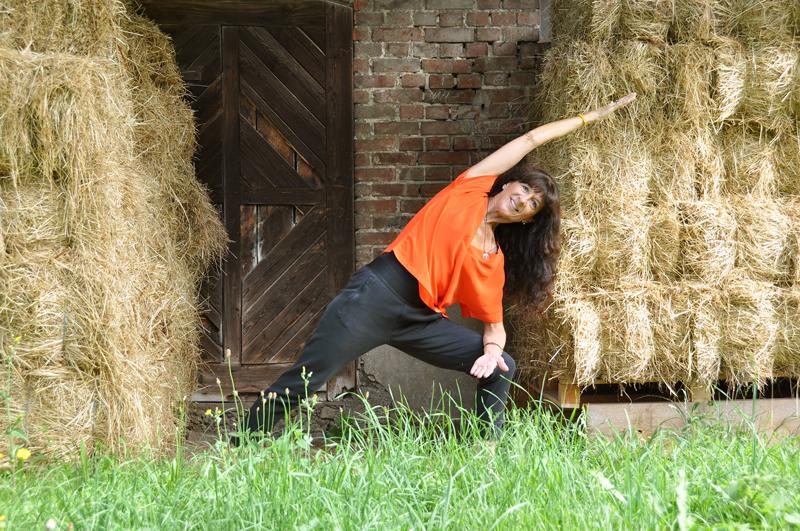Marma Yoga in Schwäbisch Gmünd mit Isolde Schad